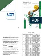 Booklet Champions Porto 2008