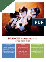 PRINCE2 Brochure