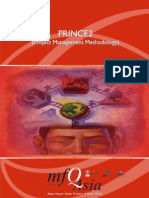 PRINCE2 Training Program Proposal