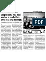 20040925 DAA Rechazo Comision