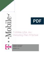 Kevin Martin Marketing Plan Project
