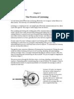 Process of Listening