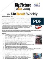 UnReal Weekly 1