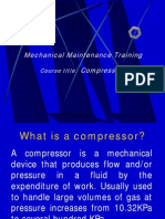 Compressor Training Module