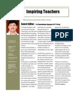 Newsletter - April 2012