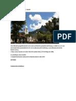 Datos de San Fernando