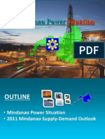 Mindanao Power Update by DOE March 30 2012