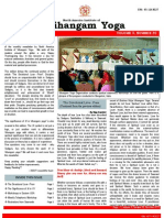 VYT Newsletter Nov-Dec 2011