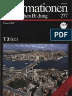 Türkei - Infos zur politischen Bildung