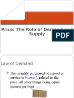 4032006 Demand and Supply Notes