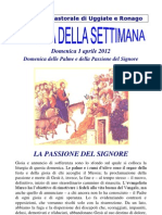 Agenda 1 Aprile 2012