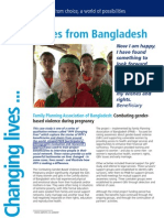 Changing Lives Bangladesh