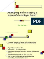 Developing and Managing a Successful Employer Brand - DF - Perth