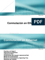 Conmutacion Ethernet