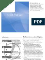 Manual Camara Samsung