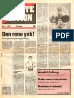 Direkte Aktion nr. 2, 1991, 3. årgang - ASO