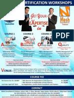 WESCD-MESH May 2012 Schedule