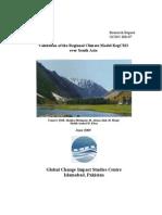 Validation Climate Model RegCM3 Over South Asia(GCISC-RR-07)