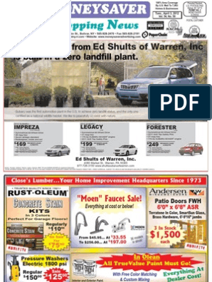 2220351333358647moneysaver Shopping News Advertising