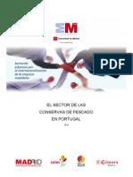 El sector de las conservas de pescado en Portugal