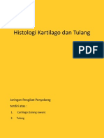 Presentation Prak Histologi Kartilago Dan Tulang