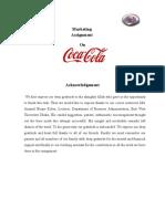 Coca Cola Rough