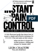 Chaitow +Instant+Pain+Control Using+the+Body's+Trigger+Points
