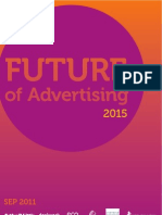 2011 Studie Future of Advertising