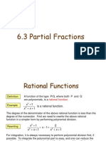 6.3partialfractions