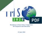 IMS2020 Action-Roadmap KAT5