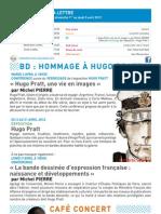 La Lettre de l'IFM Du 1er Au 5 Avril 2012