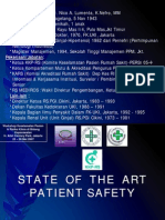 1.State of the Art Patient Safety (Dr.nico)