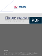 Energy Indonesia Country Report (Usaid)