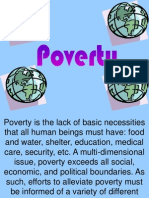 Poverty Around the World