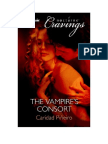 The Vampire's Consort Erotic Paranormal Romance Novella