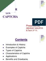 New Captcha