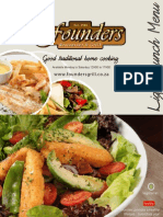 Founders Light Lunch Aug11