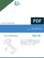 Riparotto.com Servizi per i Centri Assistenza