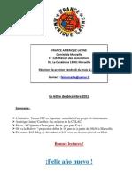 la lettre de FAL Marseille décembre 2011