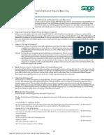 Sage MAS 90 Federal and State e-Filing 2010 FAQ