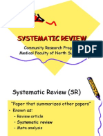 Crp 5.3 Systematic Review