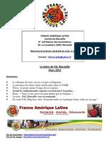 La Lettre de FAL Marseille Mars 2012