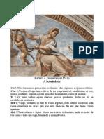 Suma teológica questão 149 sobriedade e questão150 embriaguez