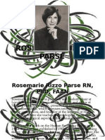 Rosemarie Rizzo Parse