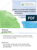 8 - Petra Rodić - Application of intelligent underwater systems and technologies in the protection of the nature