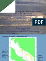 9 - Tatjana Bakran-Petricioli - Search for living deep sea corals in the Croatian part of the Adriatic sea