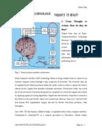 Emerging Brain Chip Technologies 2