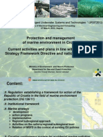 2 - Sandra Trošelj - Stanišić - Protection and management of matine environment in Croatia