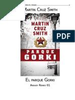 Cruz Smith Martin - Renko 01 - Parque Gorki
