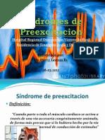 Sindrome de preexcitacion